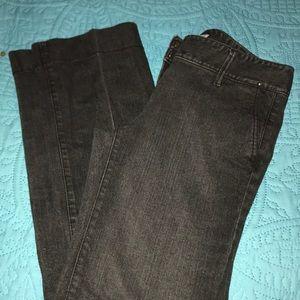 Nice Loft Black Jeans
